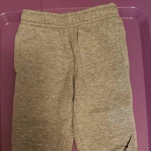 Infants Nike sweat pants